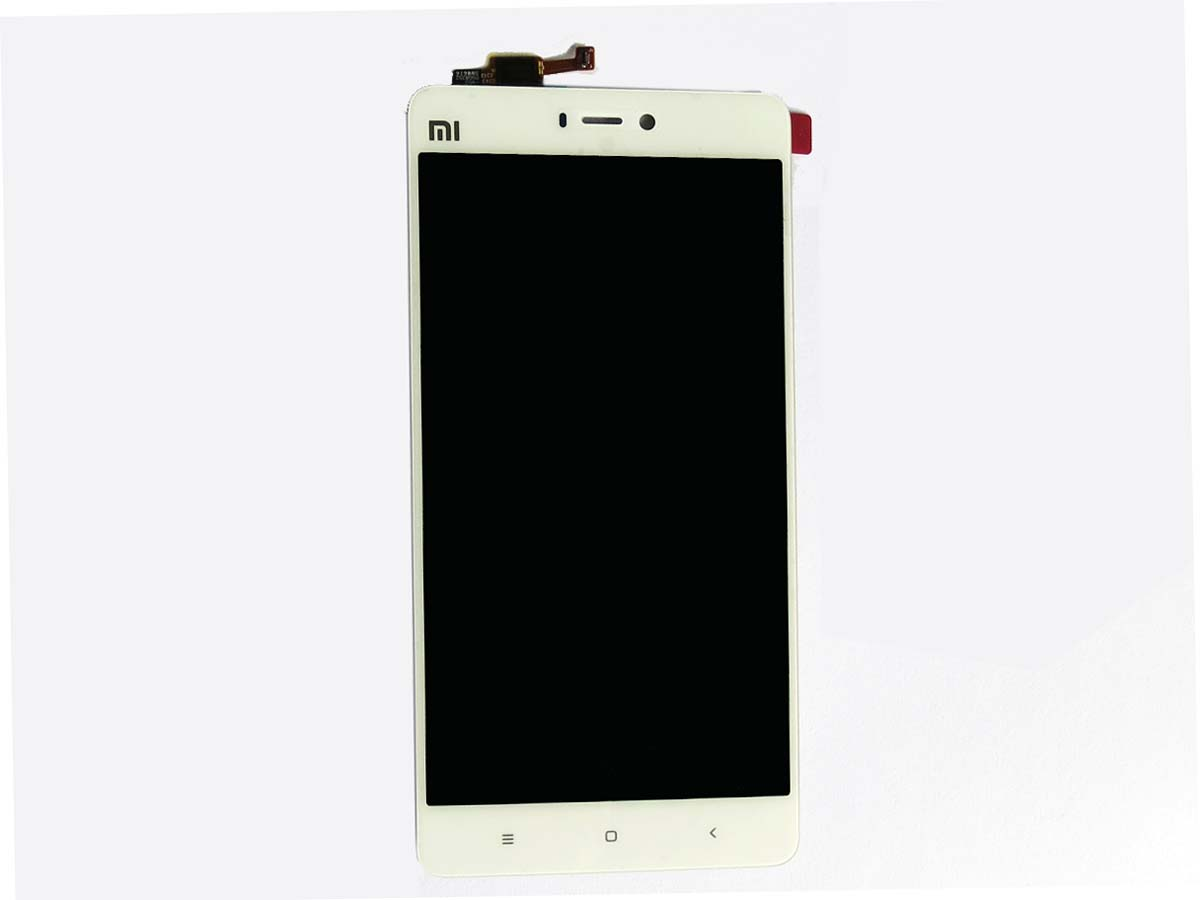 719cc246480b Original LCD Screen and Touch Screen Assembly for Xiaomi 4s Mi4s -White