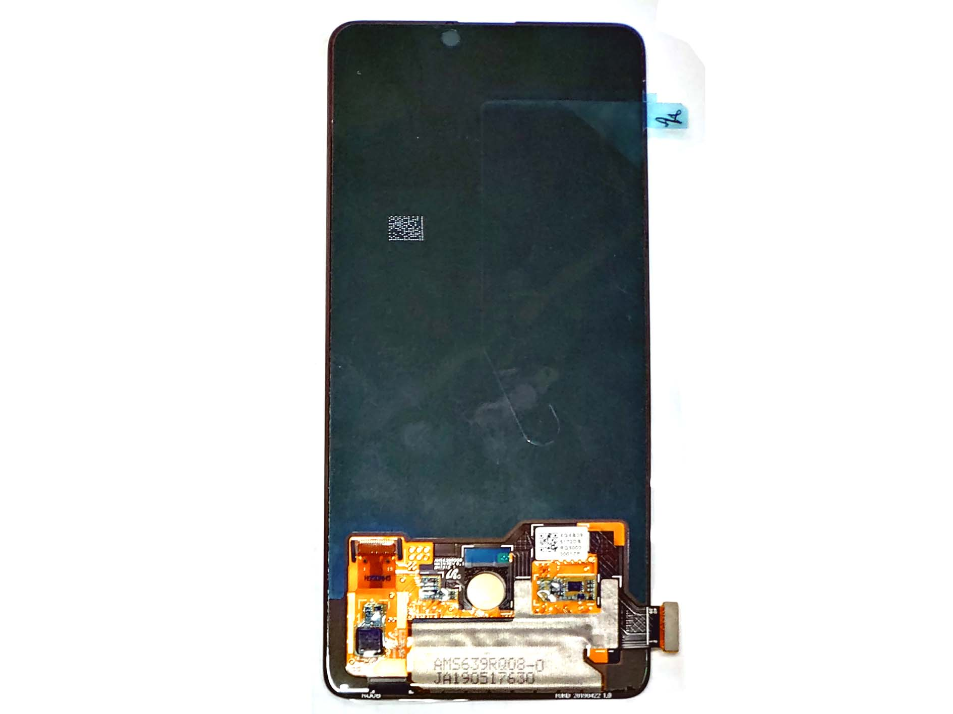 Original Super Amoled screen assembly with digitizer for xiaomi 9T&Redmi K20